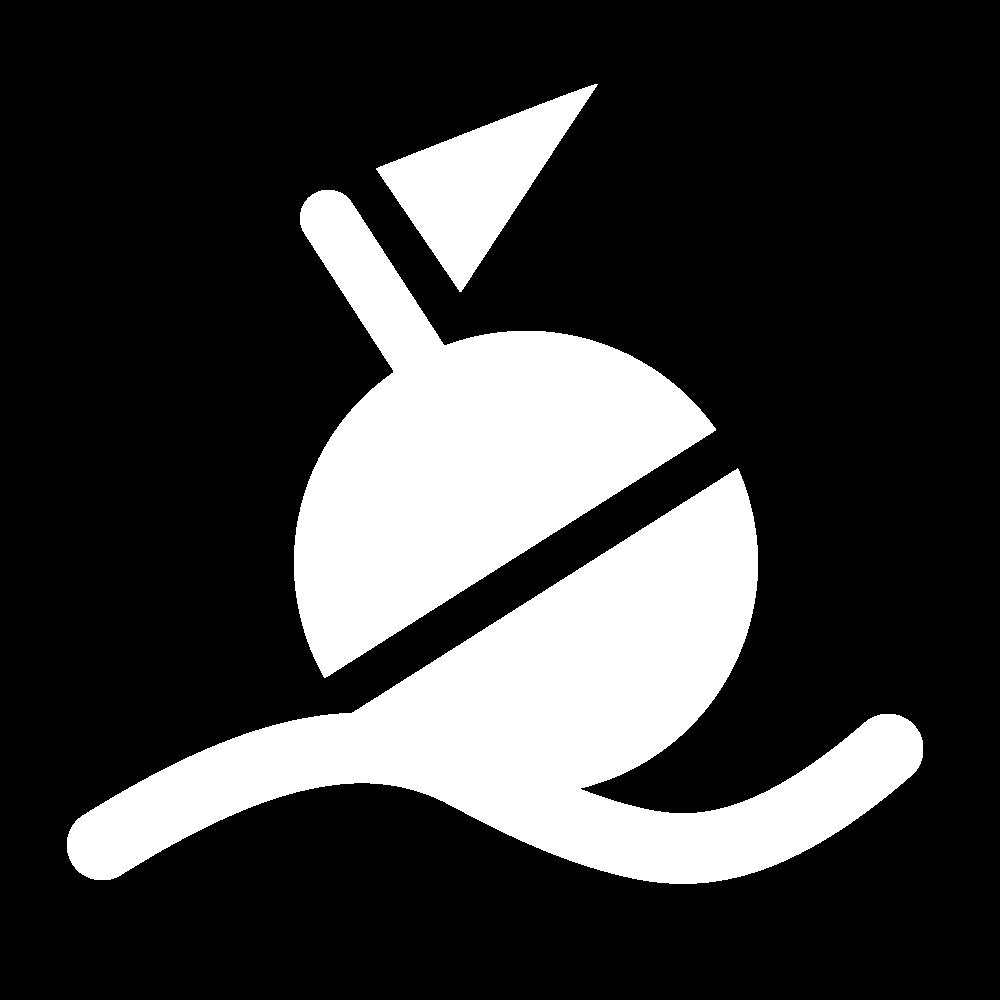 Custom background icon - buoy icon